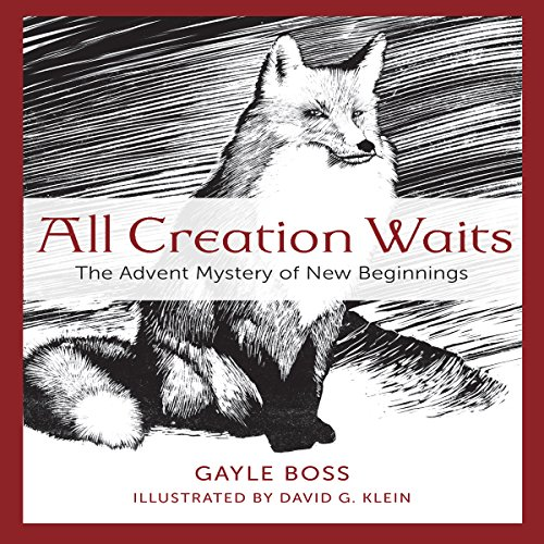 Book Cover All Creation Waits